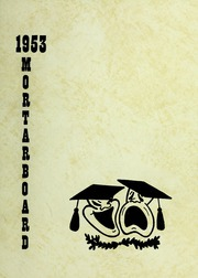 Page 1, 1953 Edition, Barnard College - Mortarboard Yearbook (New York, NY) online yearbook collection