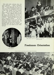 Page 11, 1953 Edition, Barnard College - Mortarboard Yearbook (New York, NY) online yearbook collection