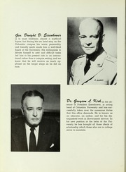 Page 6, 1953 Edition, Barnard College - Mortarboard Yearbook (New York, NY) online yearbook collection