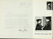 Page 14, 1964 Edition, Barnard College - Mortarboard Yearbook (New York, NY) online yearbook collection