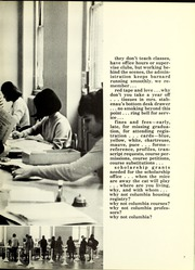 Page 11, 1967 Edition, Barnard College - Mortarboard Yearbook (New York, NY) online yearbook collection