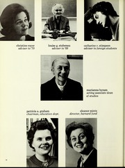 Page 14, 1967 Edition, Barnard College - Mortarboard Yearbook (New York, NY) online yearbook collection