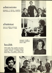 Page 15, 1967 Edition, Barnard College - Mortarboard Yearbook (New York, NY) online yearbook collection