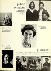 Page 17, 1967 Edition, Barnard College - Mortarboard Yearbook (New York, NY) online yearbook collection