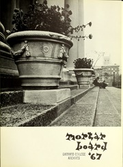 Page 5, 1967 Edition, Barnard College - Mortarboard Yearbook (New York, NY) online yearbook collection