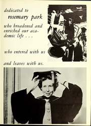 Page 9, 1967 Edition, Barnard College - Mortarboard Yearbook (New York, NY) online yearbook collection
