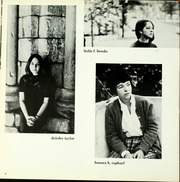 Page 90, 1970 Edition, Barnard College - Mortarboard Yearbook (New York, NY) online yearbook collection