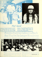 Page 15, 1978 Edition, Barnard College - Mortarboard Yearbook (New York, NY) online yearbook collection