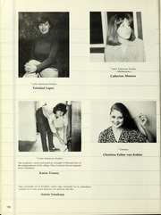 Page 190, 1981 Edition, Barnard College - Mortarboard Yearbook (New York, NY) online yearbook collection