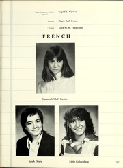 Page 191, 1981 Edition, Barnard College - Mortarboard Yearbook (New York, NY) online yearbook collection