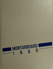 Page 1, 1985 Edition, Barnard College - Mortarboard Yearbook (New York, NY) online yearbook collection