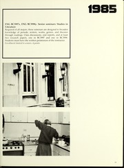 Page 15, 1985 Edition, Barnard College - Mortarboard Yearbook (New York, NY) online yearbook collection
