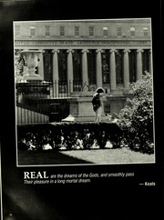 Page 14, 1986 Edition, Barnard College - Mortarboard Yearbook (New York, NY) online yearbook collection