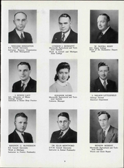 Page 15, 1945 Edition, Morrisville State College - Arcadian Yearbook (Morrisville, NY) online yearbook collection