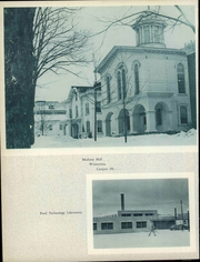 Page 12, 1958 Edition, Morrisville State College - Arcadian Yearbook (Morrisville, NY) online yearbook collection