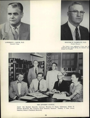 Page 14, 1958 Edition, Morrisville State College - Arcadian Yearbook (Morrisville, NY) online yearbook collection