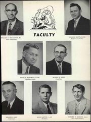 Page 17, 1958 Edition, Morrisville State College - Arcadian Yearbook (Morrisville, NY) online yearbook collection