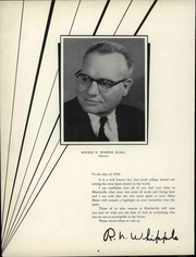 Page 8, 1958 Edition, Morrisville State College - Arcadian Yearbook (Morrisville, NY) online yearbook collection
