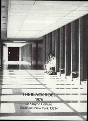 Page 7, 1976 Edition, Le Moyne College - Black Robe Yearbook (Syracuse, NY) online yearbook collection