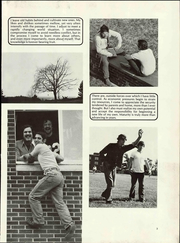 Page 9, 1976 Edition, Le Moyne College - Black Robe Yearbook (Syracuse, NY) online yearbook collection