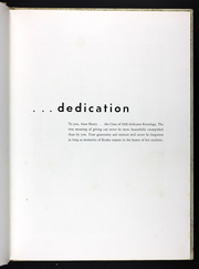 Page 11, 1950 Edition, Keuka College - Keuka Yearbook (Keuka Park, NY) online yearbook collection