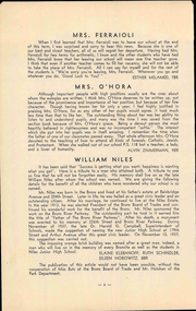 Page 10, 1944 Edition, Niles Junior High School - Milestones Yearbook (Bronx, NY) online yearbook collection