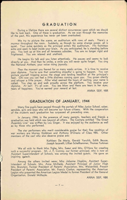 Page 11, 1944 Edition, Niles Junior High School - Milestones Yearbook (Bronx, NY) online yearbook collection