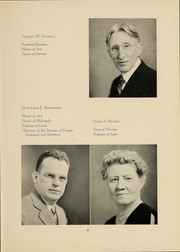 Page 13, 1942 Edition, Hartwick College - Oyaron Yearbook (Oneonta, NY) online yearbook collection