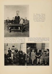 Page 14, 1942 Edition, Hartwick College - Oyaron Yearbook (Oneonta, NY) online yearbook collection