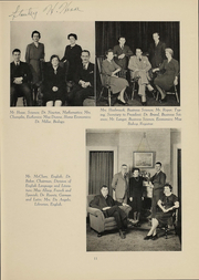Page 15, 1942 Edition, Hartwick College - Oyaron Yearbook (Oneonta, NY) online yearbook collection