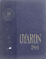 1964 Edition, Hartwick College - Oyaron Yearbook (Oneonta, NY)