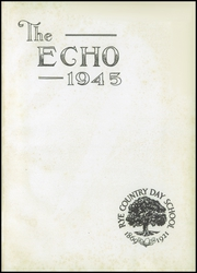 Page 5, 1945 Edition, Rye Country Day School - Echo Yearbook (Rye, NY) online yearbook collection