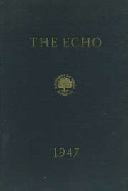 1947 Edition, Rye Country Day School - Echo Yearbook (Rye, NY)