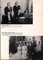 Page 11, 1952 Edition, Rye Country Day School - Echo Yearbook (Rye, NY) online yearbook collection