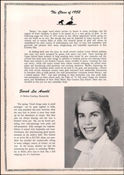 Page 16, 1952 Edition, Rye Country Day School - Echo Yearbook (Rye, NY) online yearbook collection