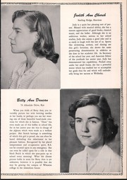 Page 17, 1952 Edition, Rye Country Day School - Echo Yearbook (Rye, NY) online yearbook collection