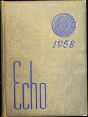 1958 Edition, Rye Country Day School - Echo Yearbook (Rye, NY)