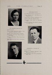 Page 17, 1938 Edition, SUNY at Delhi - Fidelitas Yearbook (Delhi, NY) online yearbook collection