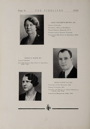 Page 18, 1938 Edition, SUNY at Delhi - Fidelitas Yearbook (Delhi, NY) online yearbook collection