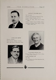 Page 21, 1938 Edition, SUNY at Delhi - Fidelitas Yearbook (Delhi, NY) online yearbook collection