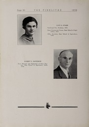 Page 22, 1938 Edition, SUNY at Delhi - Fidelitas Yearbook (Delhi, NY) online yearbook collection