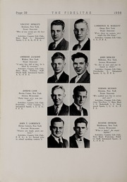 Page 30, 1938 Edition, SUNY at Delhi - Fidelitas Yearbook (Delhi, NY) online yearbook collection