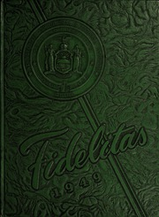 SUNY at Delhi - Fidelitas Yearbook (Delhi, NY) online yearbook collection, 1949 Edition, Page 1