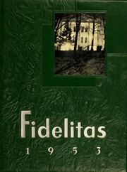 SUNY at Delhi - Fidelitas Yearbook (Delhi, NY) online yearbook collection, 1953 Edition, Page 1