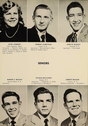 Page 16, 1954 Edition, SUNY at Delhi - Fidelitas Yearbook (Delhi, NY) online yearbook collection