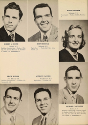 Page 17, 1954 Edition, SUNY at Delhi - Fidelitas Yearbook (Delhi, NY) online yearbook collection