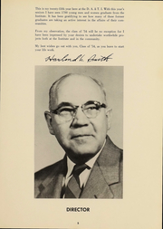 Page 8, 1954 Edition, SUNY at Delhi - Fidelitas Yearbook (Delhi, NY) online yearbook collection