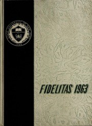 SUNY at Delhi - Fidelitas Yearbook (Delhi, NY) online yearbook collection, 1963 Edition, Page 1