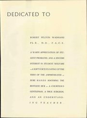 Page 13, 1937 Edition, New York University School of Medicine - Medical Yearbook (New York, NY) online yearbook collection