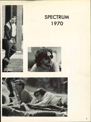 Page 9, 1970 Edition, Ulster County Community College - Spectrum Yearbook (Stone Ridge, NY) online yearbook collection